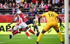 Paris Saint-Germain thất bại trong ngày giải bóng đá VĐQG Pháp Ligue 1 2018/19 hạ màn