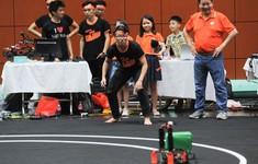 Chung kết cuộc đua số xe tự hành quốc tế