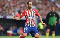 Juanfran đạt thỏa thuận chia tay Atletico Madrid