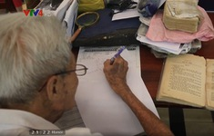 Chuyện về người viết thư thuê cuối cùng ở Bưu điện Sài Gòn
