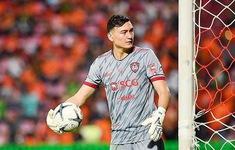 VIDEO: Pha sút bóng may mắn của Buriram United khiến thủ môn Văn Lâm bó tay
