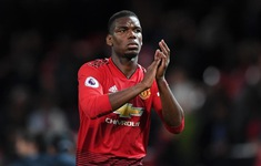 Pogba tuyên bố muốn rời Man Utd