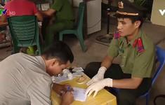 Thêm 1 lái xe bị phát hiện dương tính với ma túy tại Vĩnh Phúc