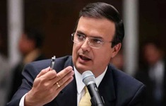 Mexico kêu gọi quốc tế hỗ trợ đối phó dòng người di cư