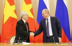 Kỷ niệm 25 năm Hiệp ước về những nguyên tắc cơ bản của quan hệ Việt - Nga
