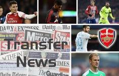 TRỰC TIẾP Chuyển nhượng bóng đá châu Âu ngày 17/6: Rashford ra yêu sách với Man Utd, Arsenal từ bỏ thương vụ Carrasco