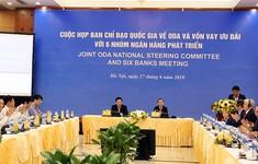 Thúc đẩy giải ngân vốn ODA, vay ưu đãi