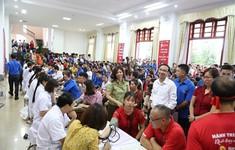Hàng nghìn người tham gia Hành trình Đỏ lần đầu được tổ chức tại Lai Châu