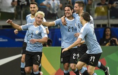 VIDEO Highlights: Uruguay 4-0 Ecuador (bảng C Copa America 2019)