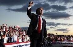 Tổng thống Mỹ Donald Trump bắt đầu chiến dịch tái tranh cử