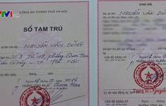 Lỗ hổng trong công tác quản lý sổ tạm trú tại Hà Nội