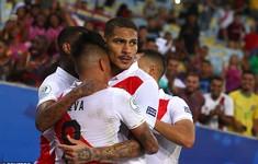Copa America: Ngược dòng kịch tính, ĐT Peru giành ngôi đầu bảng A