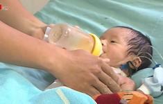 Phẫu thuật thành công cho bé sơ sinh bị u cơ tim bẩm sinh