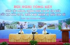 Thủ tướng chủ trì hội nghị toàn quốc phòng chống thiên tai