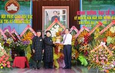 MTTQ đối thoại với đồng bào Phật giáo Hòa Hảo