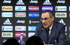 HLV Sarri vạch ra điểm yếu của Chelsea trong ngày nhậm chức tại Juventus