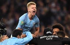 Man City trói chân thành công máy chạy chiếm suất của Mendy