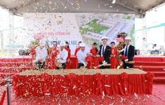 Đất Xanh Premium tổ chức thành công Lễ giới thiệu và động thổ dự án Tân Phước Khánh Village