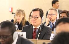 Khai mạc Khóa họp thường kỳ lần thứ 41 của Hội đồng Nhân quyền LHQ