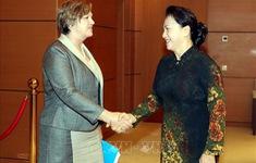 Chủ tịch Quốc hội đánh giá cao sự hỗ trợ của UNICEF tại Việt Nam