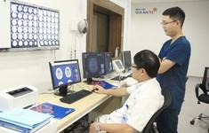Lần đầu tiên tại Việt Nam: Ứng dụng trí tuệ nhân tạo trong chẩn đoán và điều trị đột quỵ