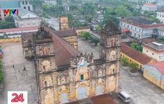 Đề xuất 2 phương án trùng tu nhà thờ Bùi Chu