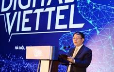 Ra mắt Tổng Công ty Dịch vụ số Viettel: Khi giao dịch online với điện thoại không Internet