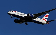 British Airways nối lại các chuyến bay tới Pakistan