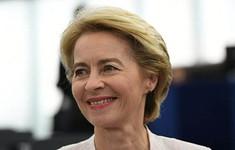 Ủy ban châu Âu có nữ chủ tịch đầu tiên