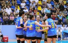 ĐT bóng chuyền nữ U23 Việt Nam ngược dòng đánh bại Đài Bắc Trung Hoa, rộng cửa vào bán kết