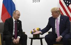 Tham vấn Nga - Mỹ về kiểm soát vũ khí