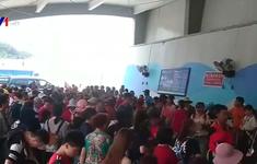 Hàng nghìn người dân Đài Loan (Trung Quốc) sơ tán do bão Danas