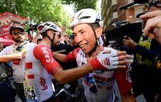 Caleb Ewan về nhất chặng 11 giải xe đạp Tour de France
