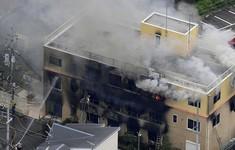 Việt Nam gửi điện thăm hỏi Nhật Bản về vụ hỏa hoạn ở xưởng phim hoạt hình