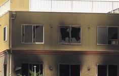 Vụ cháy xưởng phim hoạt hình Kyoto, Nhật Bản gây tổn thất lớn
