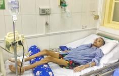 Thiếu niên 15 tuổi bị nấm phổi xâm lấn gây suy kiệt cần giúp đỡ