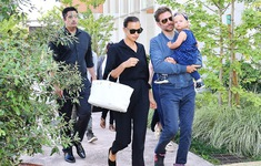 Hậu chia tay, Bradley Cooper và Irina Shayk chia sẻ quyền nuôi con