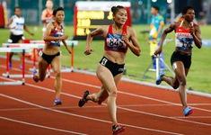CHÍNH THỨC: Quách Thị Lan giành HCV ASIAD 2018 vì đối thủ dương tính với doping