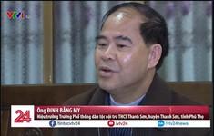 Phú Thọ: Trả hồ sơ vụ hiệu trưởng dâm ô hàng loạt nam sinh