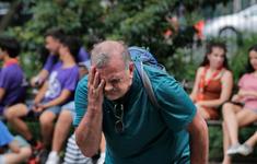 Mỹ đối mặt đợt nắng nóng kỷ lục dịp cuối tuần