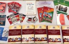 Giới thiệu bộ tài liệu huấn luyện sơ cấp cứu Chữ thập đỏ
