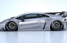 Lamborghini Huracan cực 'chất' với gói độ Liberty Walk