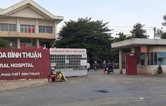 Bình Thuận: Tạm đình chỉ tài xế xe cứu thương bỏ bệnh nhân giữa đường