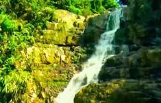 Thác Lựng Xanh - điểm đến mới đầy hấp dẫn của Uông Bí, Quảng Ninh