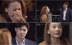 """Về nhà đi con - Tập 70: Thư đau khổ tột cùng, gào thét mắng chửi Vũ về """"tình yêu và tổn thương"""""""