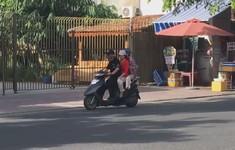 Khó khăn xử phạt người nước ngoài vi phạm luật giao thông
