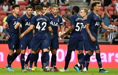 VIDEO Highlights: Juventus 2-3 Tottenham (International Champions Cup 2019)