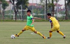 Triệu Việt Hưng: Sân cỏ nhân tạo gây nhiều khó khăn cho U22 Việt Nam tại SEA Games 30