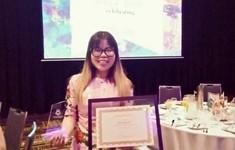 Người Việt được vinh danh tại giải thưởng quốc gia Australia