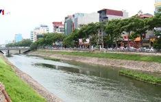 Xả nước hồ Tây vào sông Tô Lịch là đúng quy trình